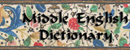 Middle English Dictionary summary image